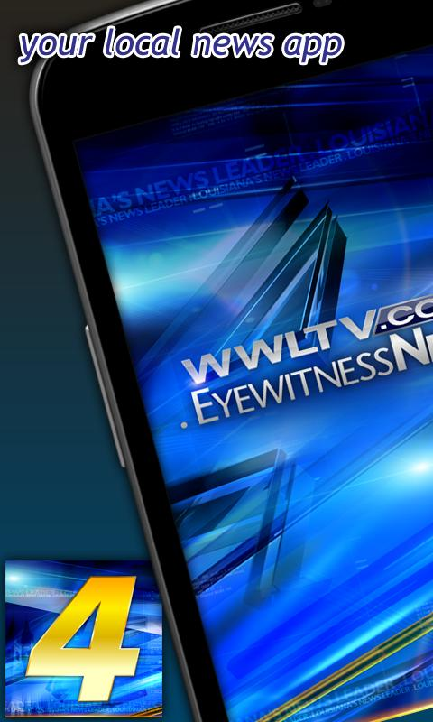 WWL TV - screenshot