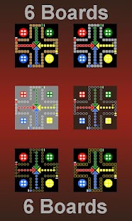 Ludo MultiPlayer HD - Parchis- screenshot thumbnail