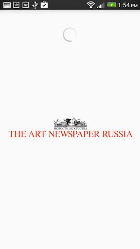 The Art Newspaper Russia