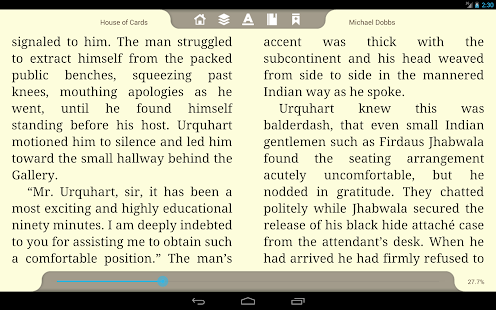 E-Books Reader App - Free- screenshot thumbnail