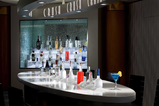 Celebrity_Infinity_Crush_Bar - Find a new crush and enjoy the cocktail of your choice in Celebrity Infinity's Crush Bar.