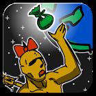 Solar System Curling icon