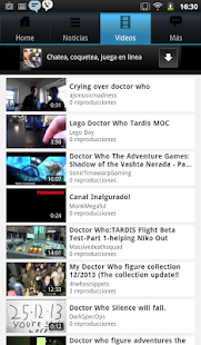 Doctor Who Noticias - screenshot thumbnail