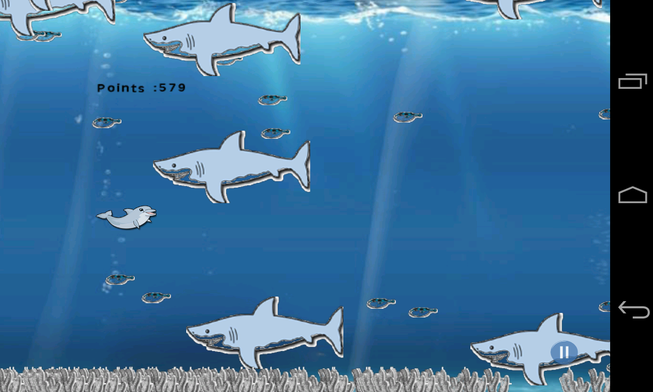 Fish Escape - screenshot
