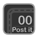 00 Post-it Widget logo