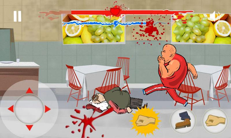 Bar Fighter Demo - screenshot