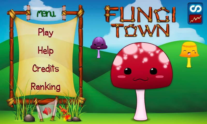 Fungi Town - screenshot