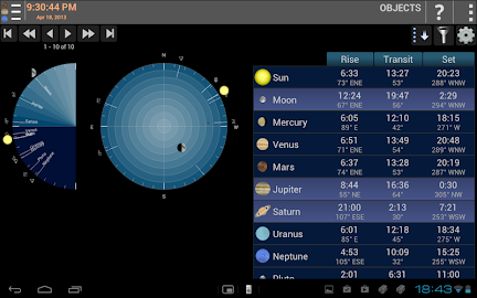 Mobile Observatory - Astronomy Screenshot 24