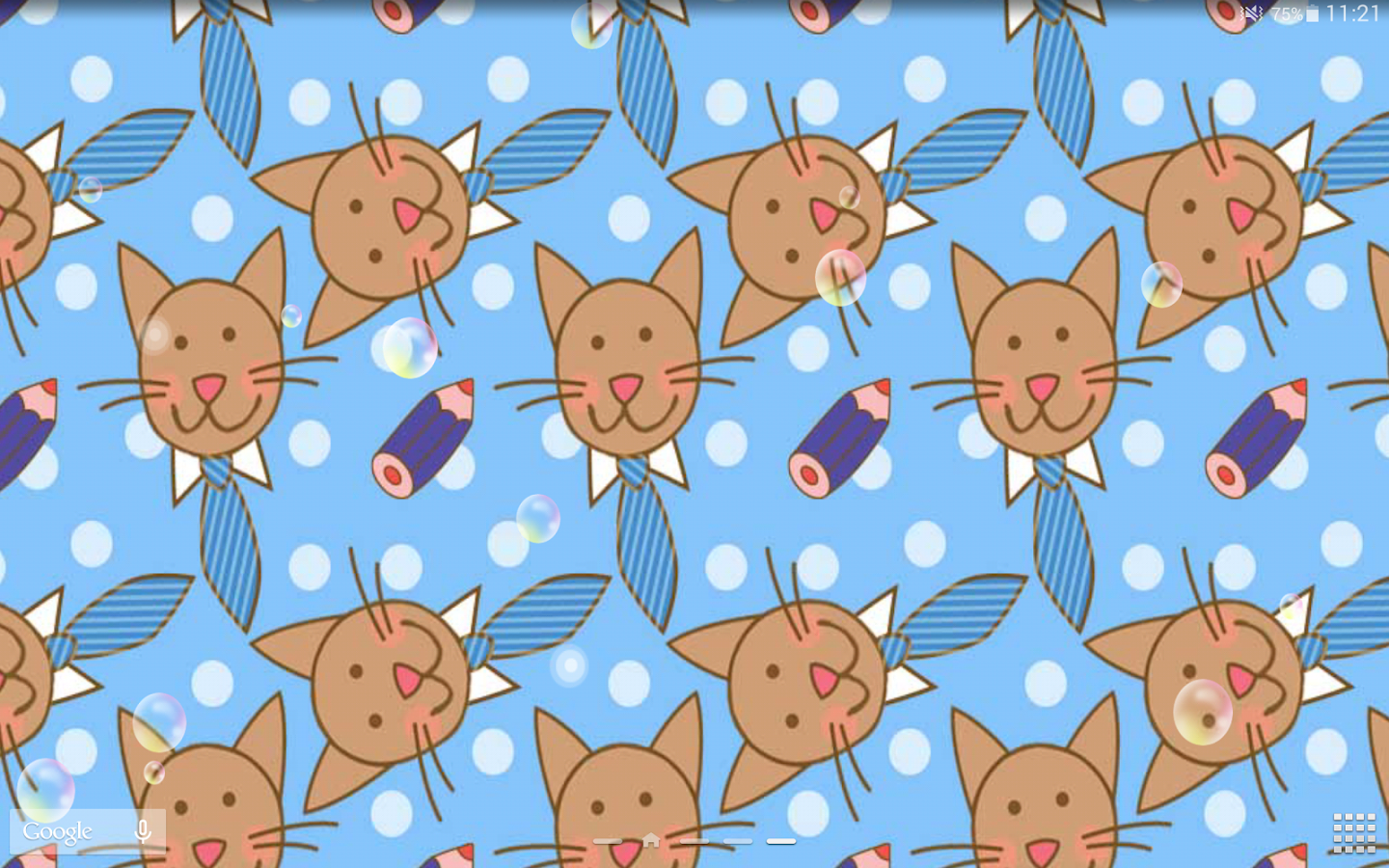 Cute Patterns Live Wallpaper