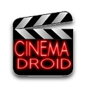 Cinemadroid Free USA Canada UK logo