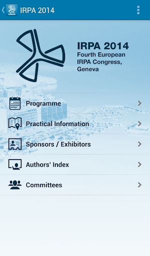 IRPA 2014