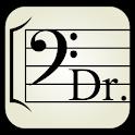 MIDI Drum Score Player logo