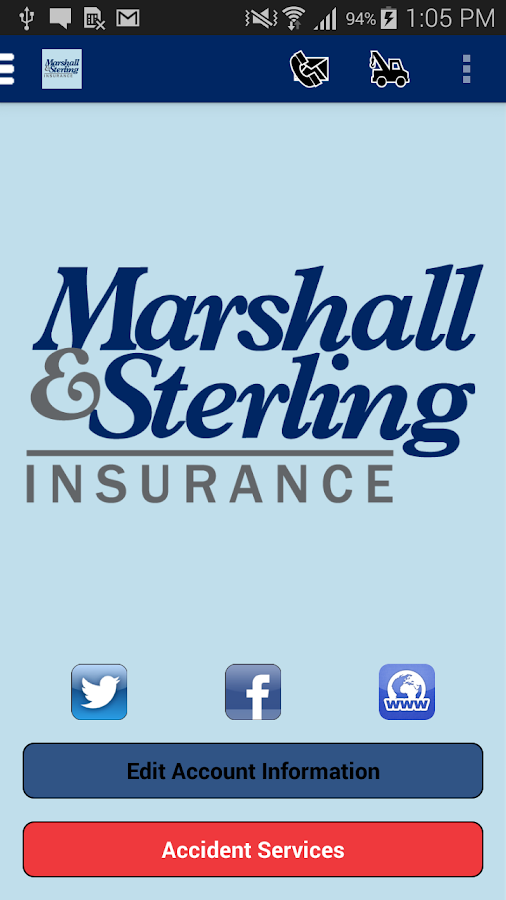 Marshall & Sterling- screenshot