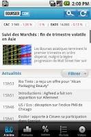 Screenshot of Boursier.com