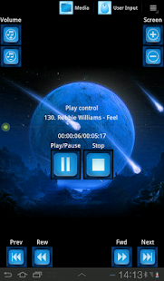AndroidRC Remote for Windows - screenshot thumbnail
