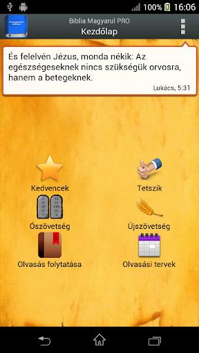 Biblia Magyarul PRO