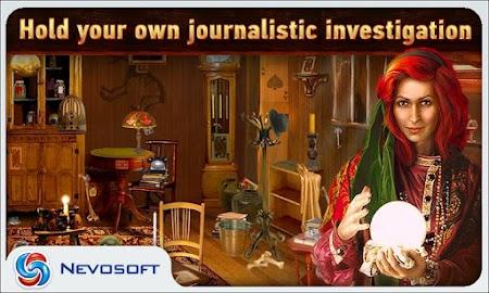 Mysteryville:detective story Screenshot 1