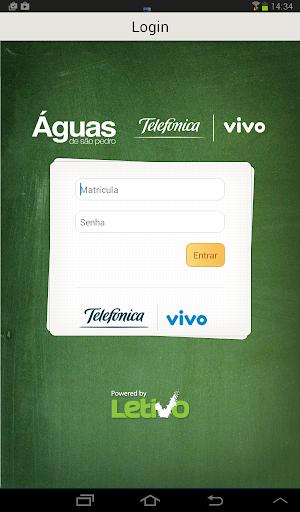 玩教育App|Letivo - Aguas de São Pedro免費|APP試玩
