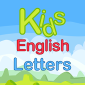 Kids English Letters