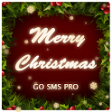 GO SMS Pro ChristmasX ThemeEX icon