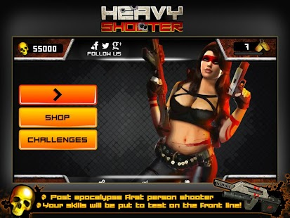 Heavy Shooter- screenshot thumbnail