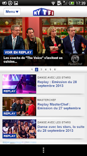 MYTF1 - screenshot thumbnail