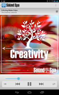 Nature Sound Spa Nature Sounds - screenshot thumbnail