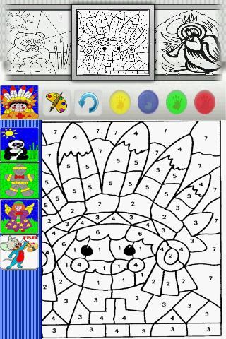 Magic Coloring