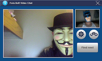 Screenshot of ForaSoft - Video Chat Roulette