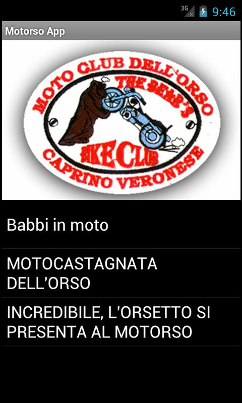 Motorso Club - screenshot