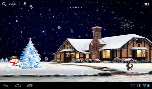 Christmas night- screenshot thumbnail