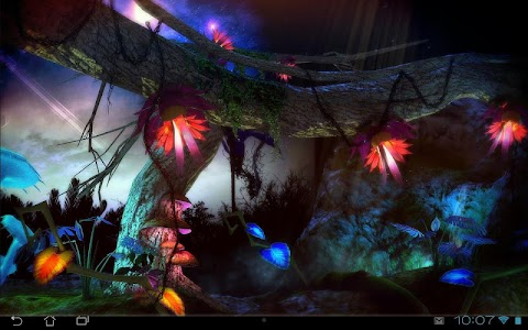 Alien Jungle 3D Live Wallpaper v1.0
