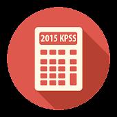 2015 KPSS Puan Hesaplama