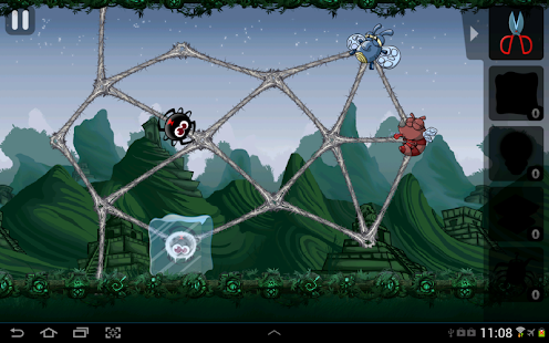 Greedy Spiders 2 Free - screenshot thumbnail