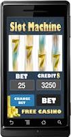 Screenshot of Gold Slot Machine