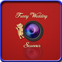 Funny Wedding Camera Scanner icon