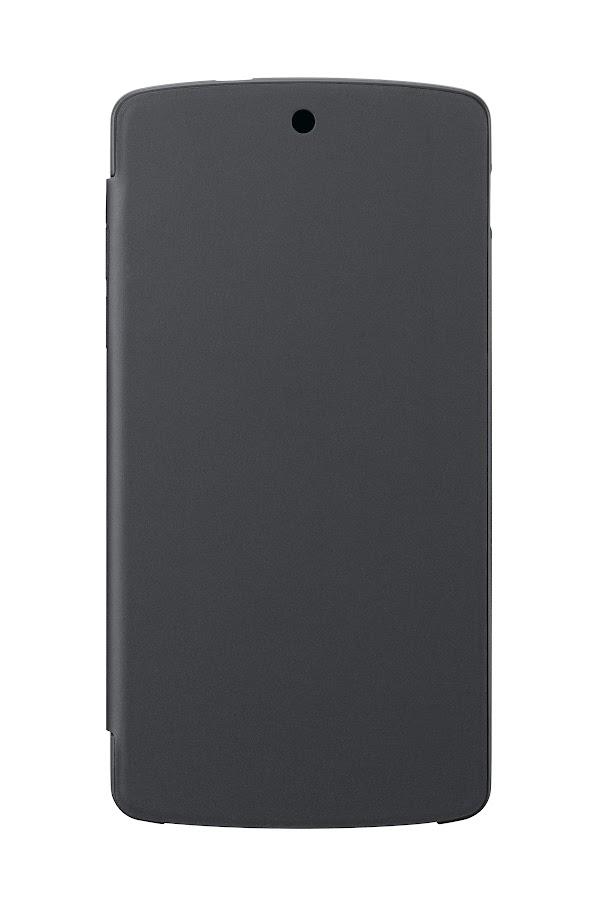 LG QuickCover for Nexus 5 (Black) - screenshot