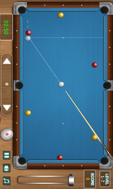 Pool King- screenshot