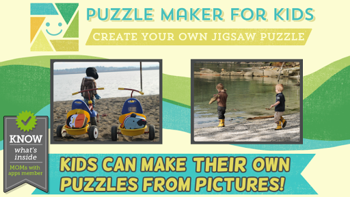 Jigsaw Puzzle Maker for Kids
