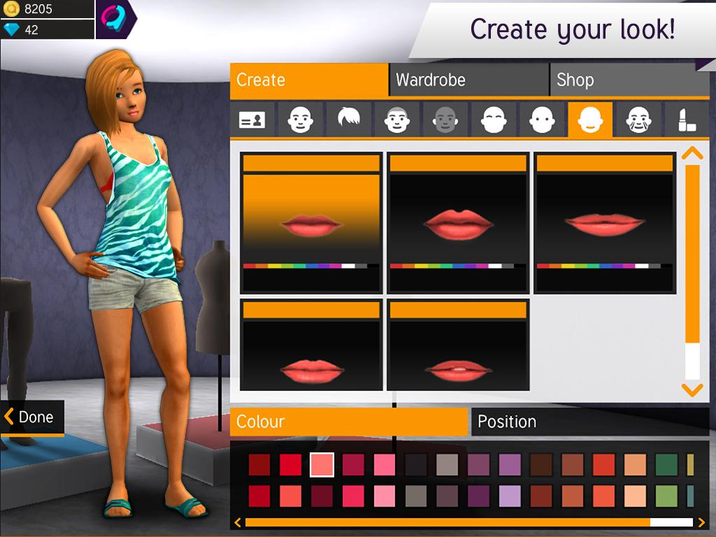 Avakin 3d avatar creator android apps on google play Create 3d model online free