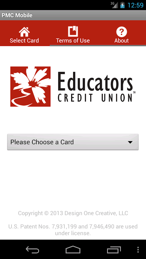Educators CU PMC Mobile- screenshot