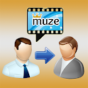 Muze - Switch User icon