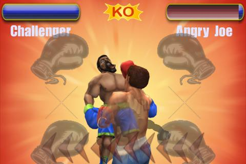 Pocket Boxing Lite - screenshot