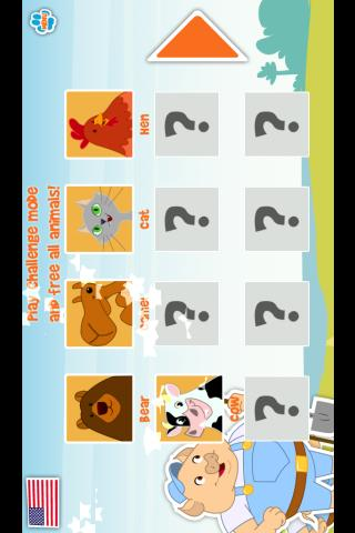 MemoKids Animals HD - screenshot