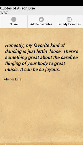 Quotes of Alison Brie