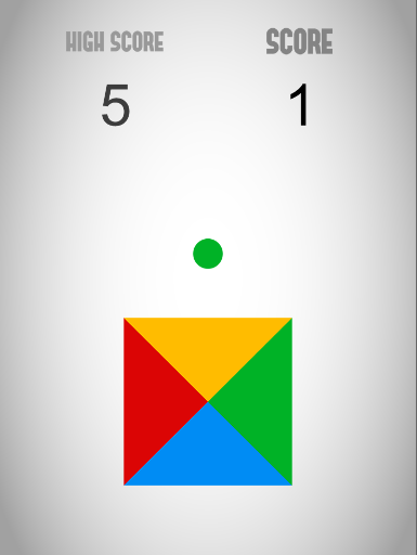 【免費策略App】Quad Twister Turn Colors-APP點子