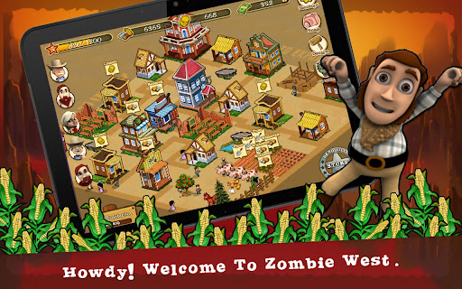 apk zombie west v1.1.1 android