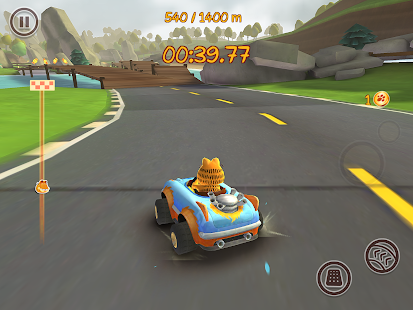 Garfield Kart Fast & Furry - screenshot thumbnail