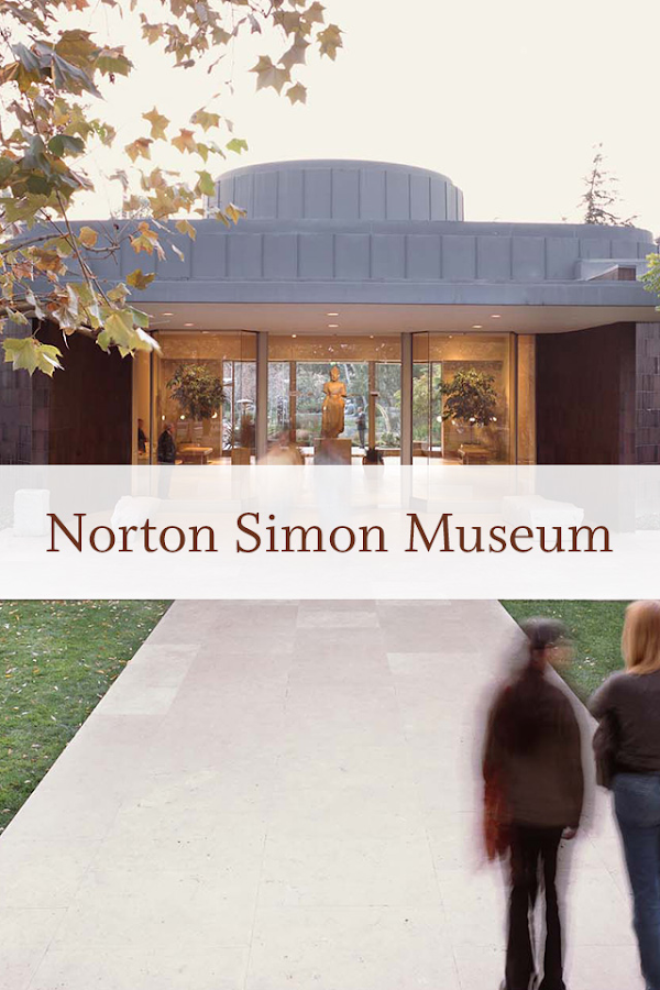 Norton Simon Museum - screenshot