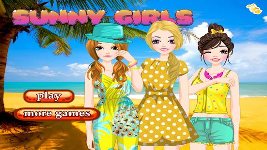 Sunny Girls –女孩的假期